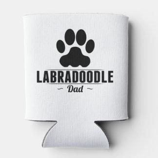Labradoodle Dad Can Cooler