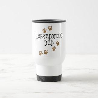 Labradoodle Dad Travel Mug