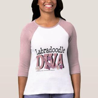 LabraDoodle DIVA Tshirt