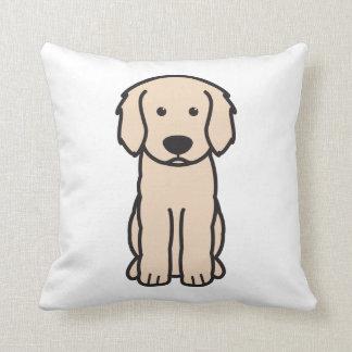 Labradoodle Dog Cartoon Cushion