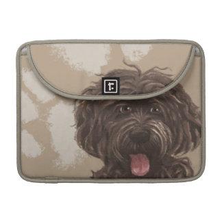 Labradoodle Dog Print Macbook Sleeve Sleeves For MacBook Pro