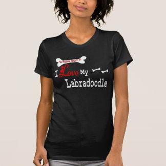 Labradoodle (I Love) Apparel T-Shirt