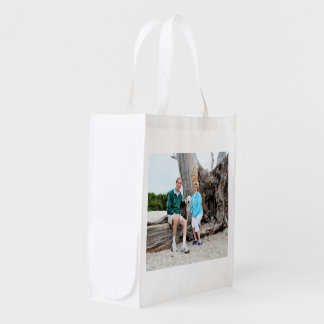 Labradoodle - Izzy Reusable Grocery Bag