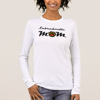 Labradoodle Mom Long Sleeve T-Shirt