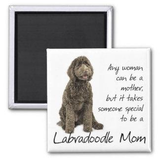 Labradoodle Mom Magnet Fridge Magnet