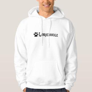 Labradoodle (pirate style w/ pawprint) sweatshirts