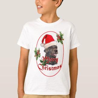 labradoodle Santa Claus T-Shirt