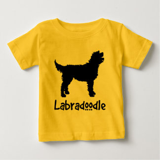 Labradoodle w/ Cool Text T Shirts