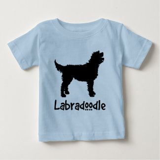 Labradoodle w/ Cool Text Tshirts