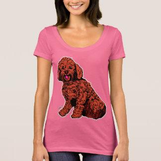 Labradoodle Women's Scoop Neck T-Shirt