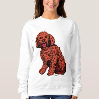 Labradoodle Women's Sweatshirt