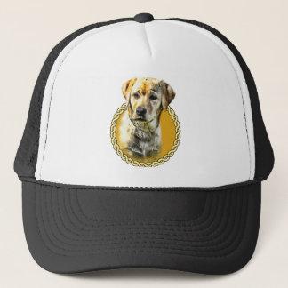 Labrador 001 trucker hat