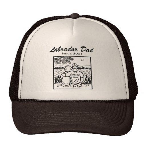 Labrador and Dad Trucker Hat