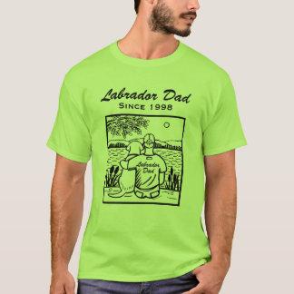 Labrador and Dad T-Shirt