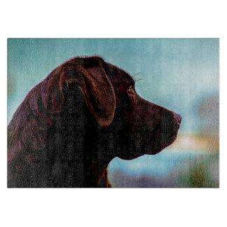 Labrador at Dusk Cutting Board