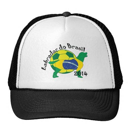 Labrador C Brasil Trucker Hats