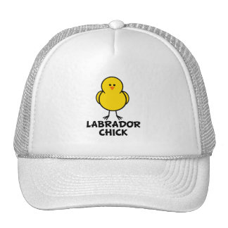 Labrador Chick Mesh Hats