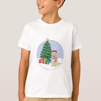 Labrador Christmas T-Shirt