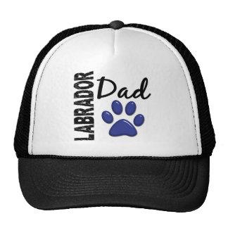 Labrador Dad 2 Cap