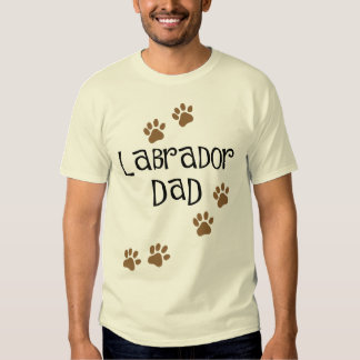 Labrador Dad Shirts