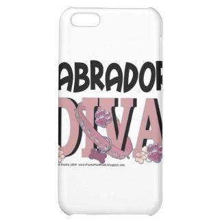 Labrador DIVA iPhone 5C Covers