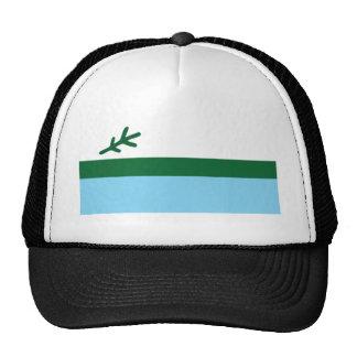 Labrador flag trucker hats