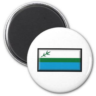 Labrador Flag Magnet