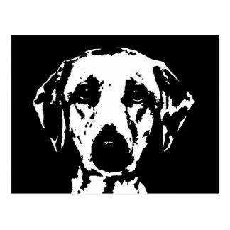 Labrador Gifts - Postcard
