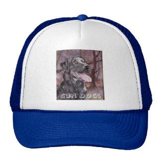 Labrador. Gun Dog Cap
