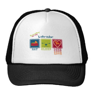 Labrador Mesh Hats