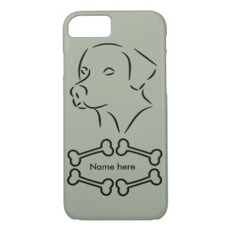 Labrador iPhone 7 Case