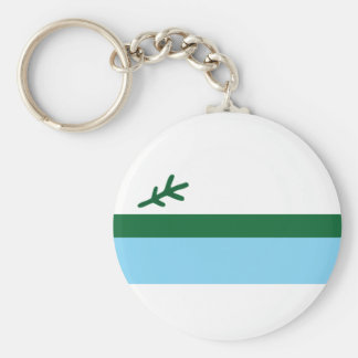 labrador key ring