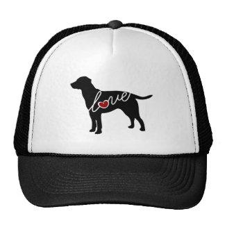 Labrador Love Cap