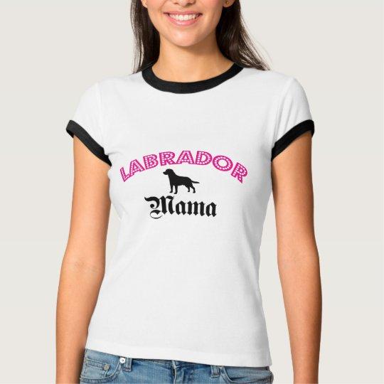 Labrador Mama T-Shirt
