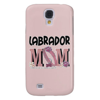 Labrador MOM Samsung Galaxy S4 Covers