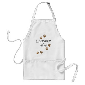 Labrador Mom Standard Apron