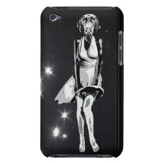 Labrador Monroe - Warhol style Case-Mate iPod Touch Case