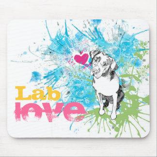 Labrador Mouse Mat