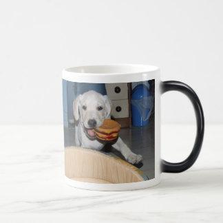 Labrador 11 Oz Magic Heat Color-Changing Coffee Mug