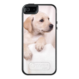 Labrador Puppy OtterBox iPhone 5/5s/SE Case