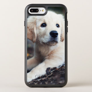 Labrador Puppy Playing In The Garden OtterBox Symmetry iPhone 8 Plus/7 Plus Case