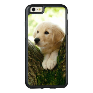 Labrador Puppy Sitting In A Woodland Setting OtterBox iPhone 6/6s Plus Case