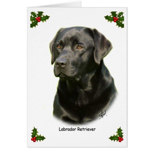Labrador Retriever 9A054D-23a Card