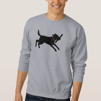 Labrador Retriever (Black) Sweatshirt