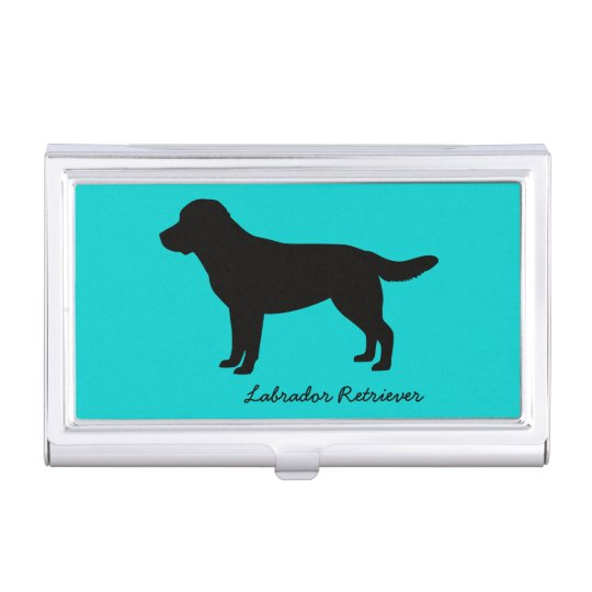 Labrador Retriever Business Card Holder