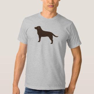 Labrador Retriever (Chocolate) T-shirt