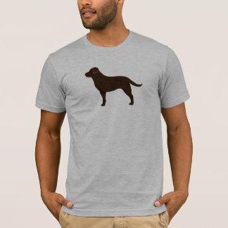 Labrador Retriever (Chocolate) T-Shirt