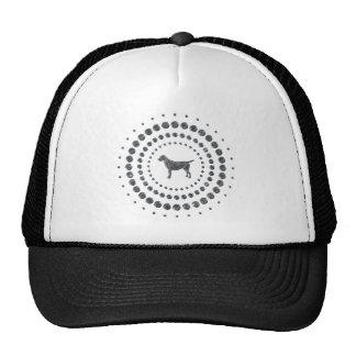 Labrador Retriever Chrome Studs Cap
