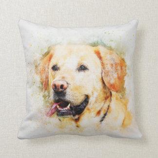 Labrador Retriever Cushion