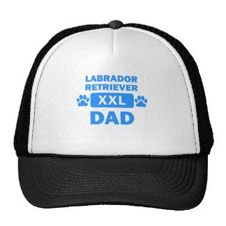 Labrador Retriever Dad Mesh Hat